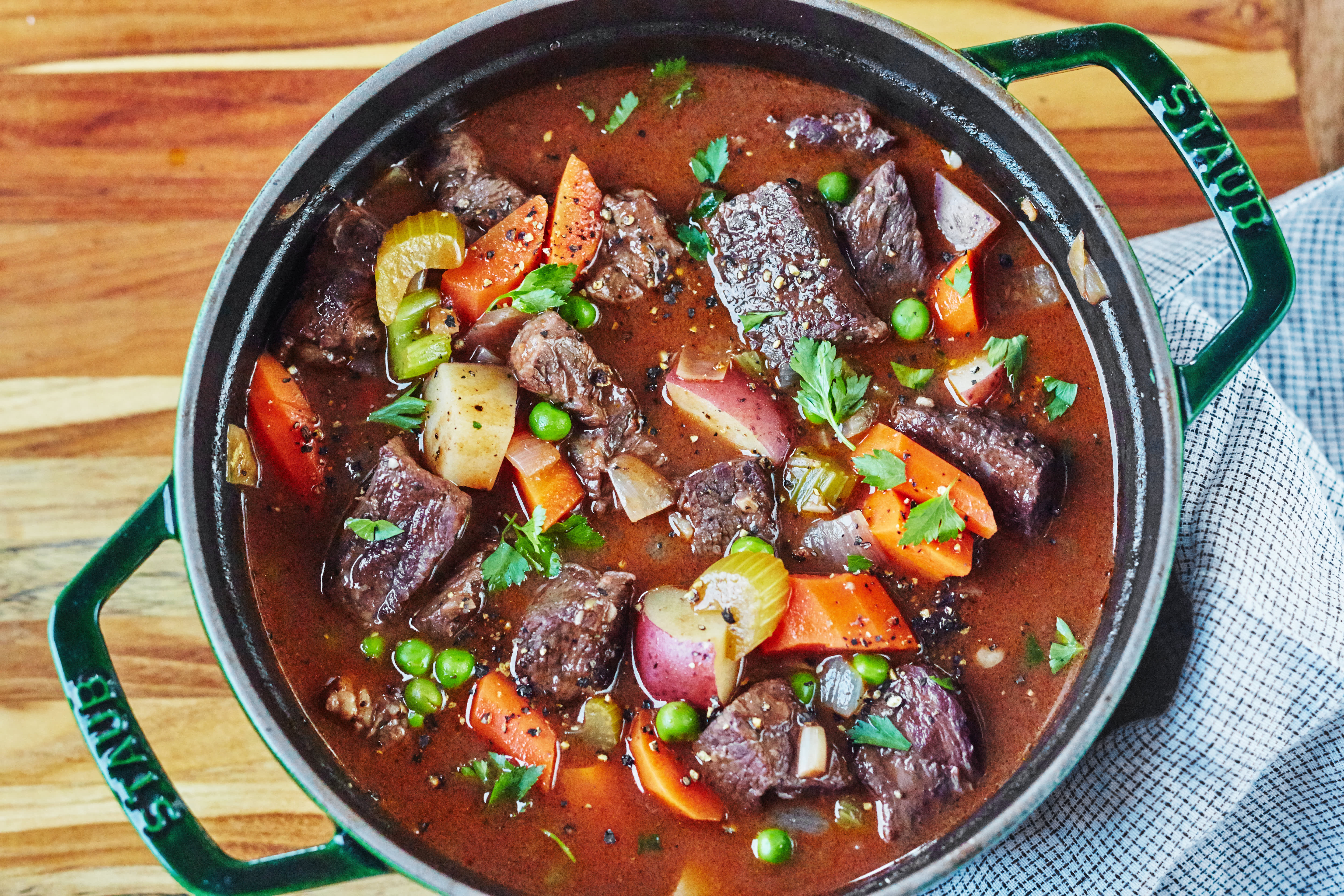 How To Make the Best Beef Stew from Scratch: gallery image 10