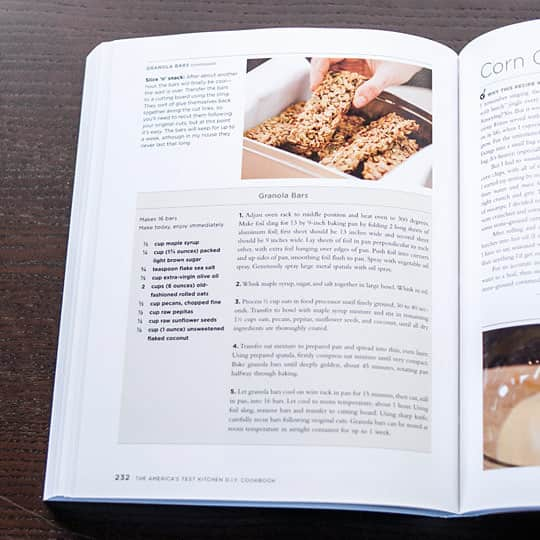 The America's Test Kitchen D.I.Y. Cookbook by America's Test Kitchen: gallery image 4