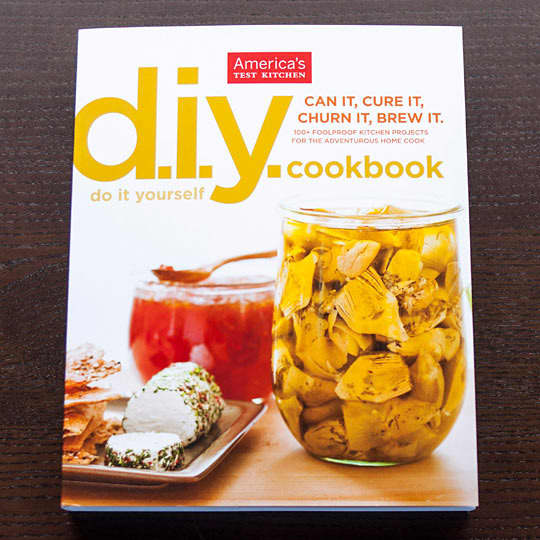 The America's Test Kitchen D.I.Y. Cookbook by America's Test Kitchen: gallery image 1