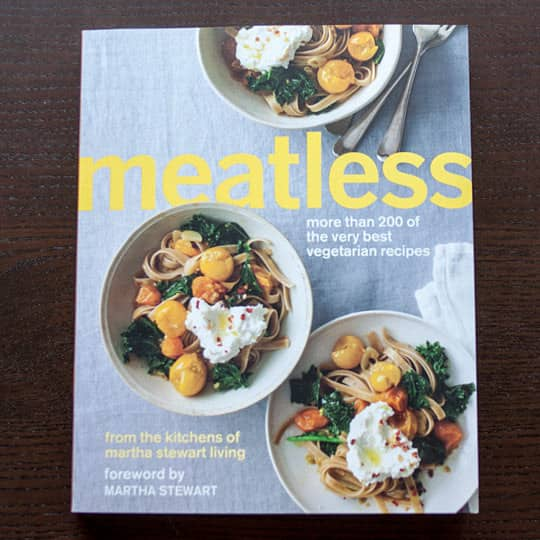Meatless from The Kitchens of Martha Stewart Living: gallery image 1
