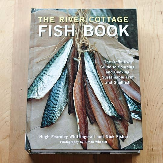 The River Cottage Fish Book by Hugh Fearnley-Whittingstall and Nick Fisher: gallery image 1