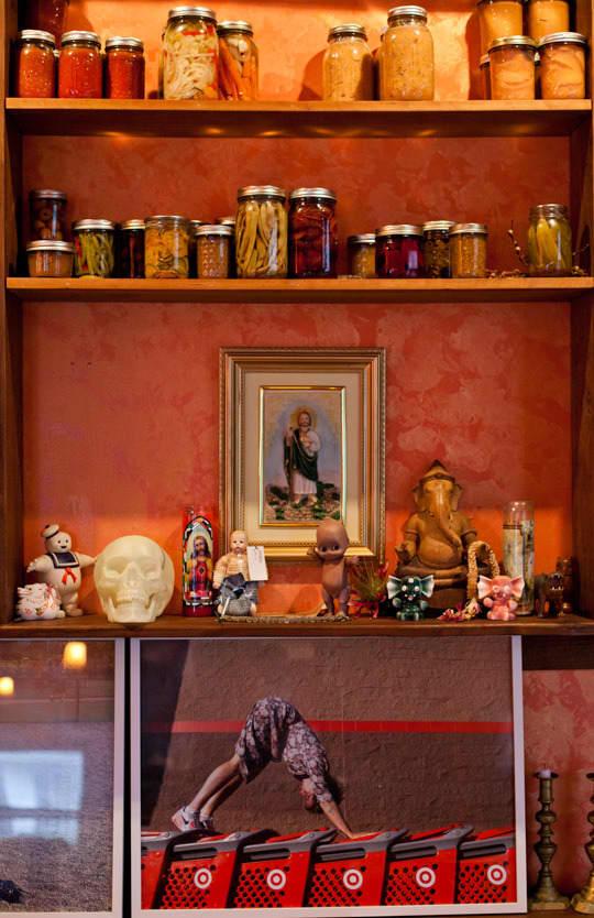 Lola's Homemade Orange Kitchen: gallery image 13