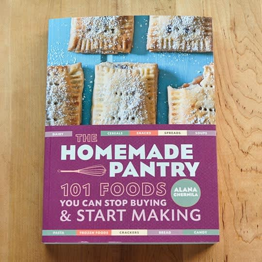 The Homemade Pantry by Alana Chernila: gallery image 1