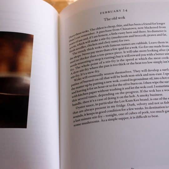 The Kitchen Diaries II by Nigel Slater: gallery image 3