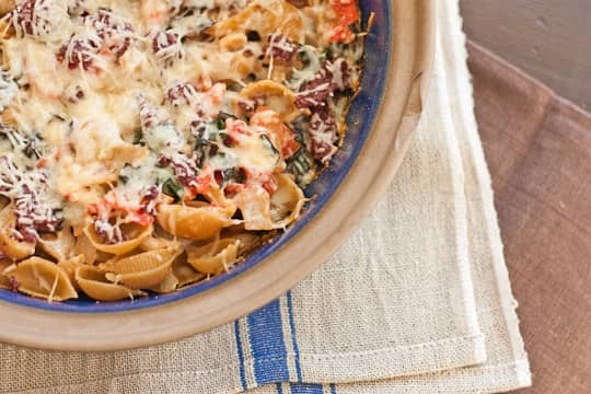 10 Fridge-Clearing Pasta Bakes That Will Warm Up the Kitchen