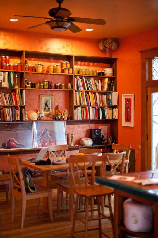 Lola's Homemade Orange Kitchen: gallery image 22