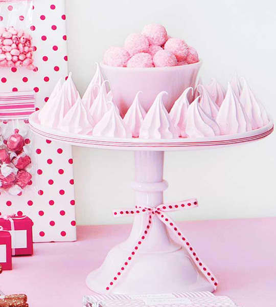 Top 5 Desserts to Make Pink: And Amy Atlas's Recipe for Strawberry Truffles
