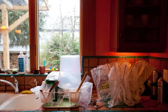 Lola's Homemade Orange Kitchen: gallery image 26
