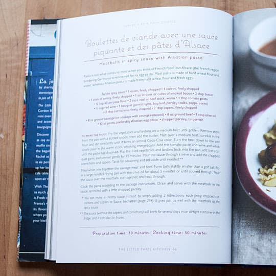 The Little Paris Kitchen by Rachel Khoo: gallery image 3