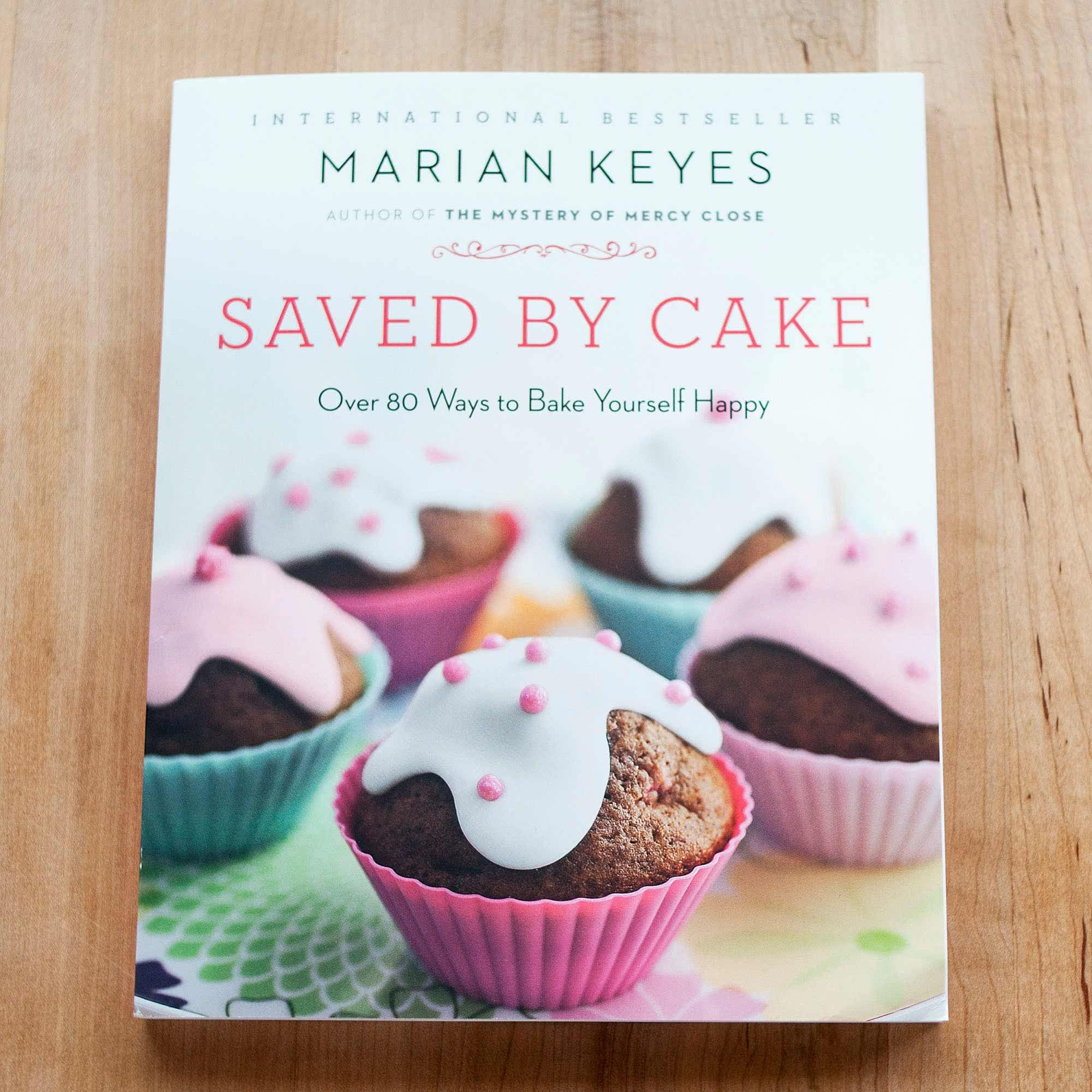 Saved By Cake by Marian Keyes: gallery image 1