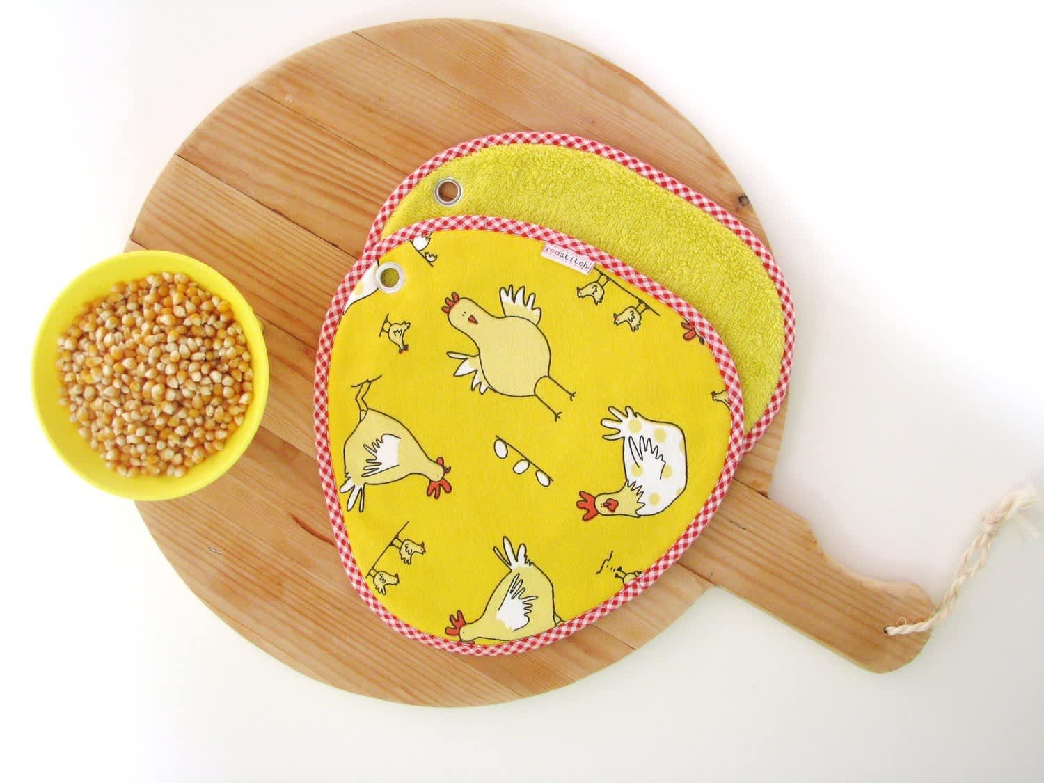 Red Stitch: Super Cute Handmade Potholders from Holland: gallery image 10