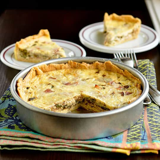 It's Pi Day! 10 Savory Pies, Quiches, and Pasties You Can Pack For Lunch: gallery image 8