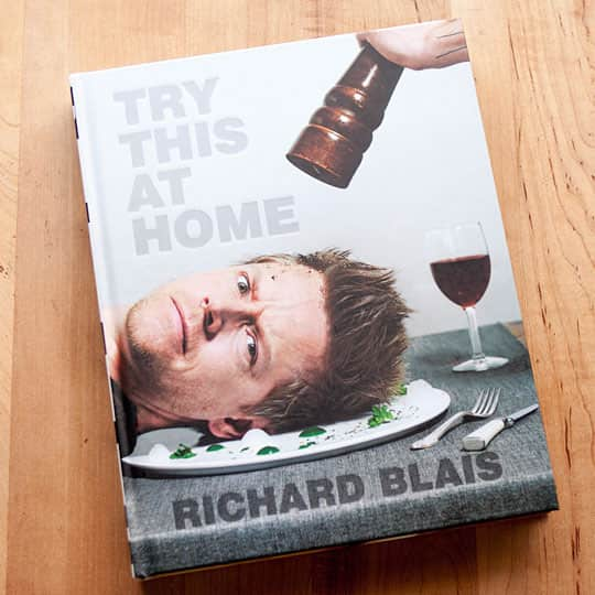 Try This At Home by Richard Blais: gallery image 1