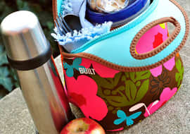 Lunch Bag Recommendations for a Busy Student?