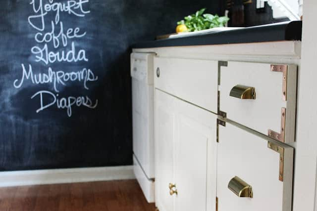 Get the Look: Brass Kitchen Cabinet Pulls: gallery image 2
