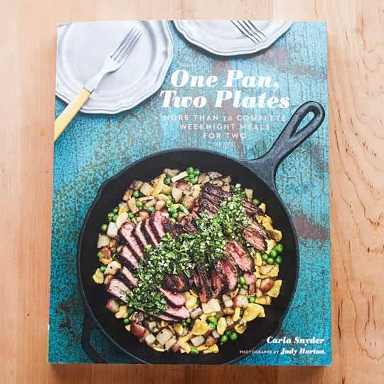 One Pan, Two Plates by Carla Snyder: gallery image 1