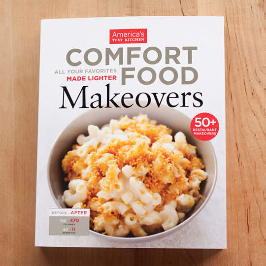 Comfort Food Makeovers from America's Test Kitchen: gallery image 1