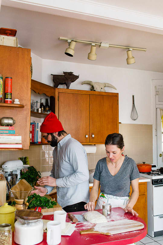 Julie and Andy's Bright, Happy Kitchen: gallery image 25