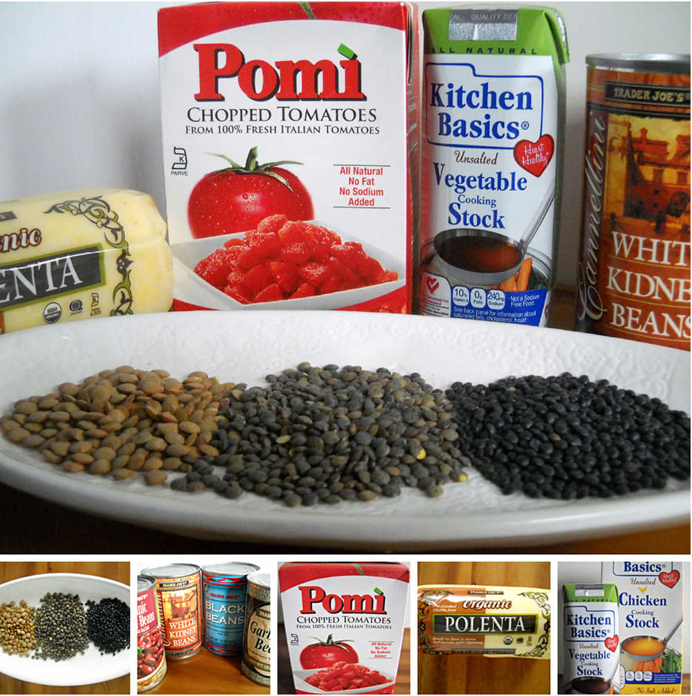 Eat Dinner Like a Mom: 5 Indispensable Pantry Ingredients for Everyone
