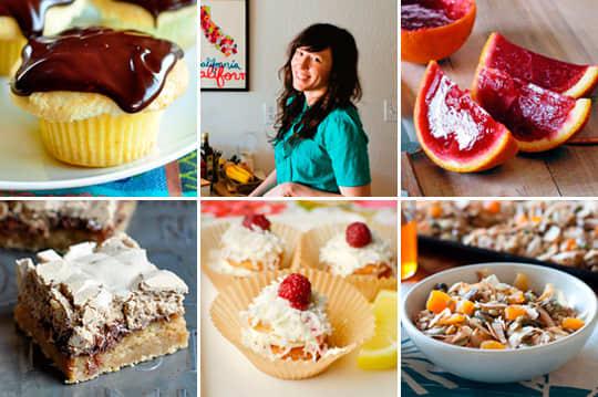 No-Bake Lemon Cupcakes, A Food Blogger's Haven & Tips for Better Granola