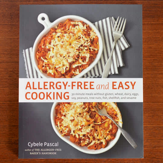 Allergy-Free and Easy Cooking by Cybele Pascal: gallery image 1