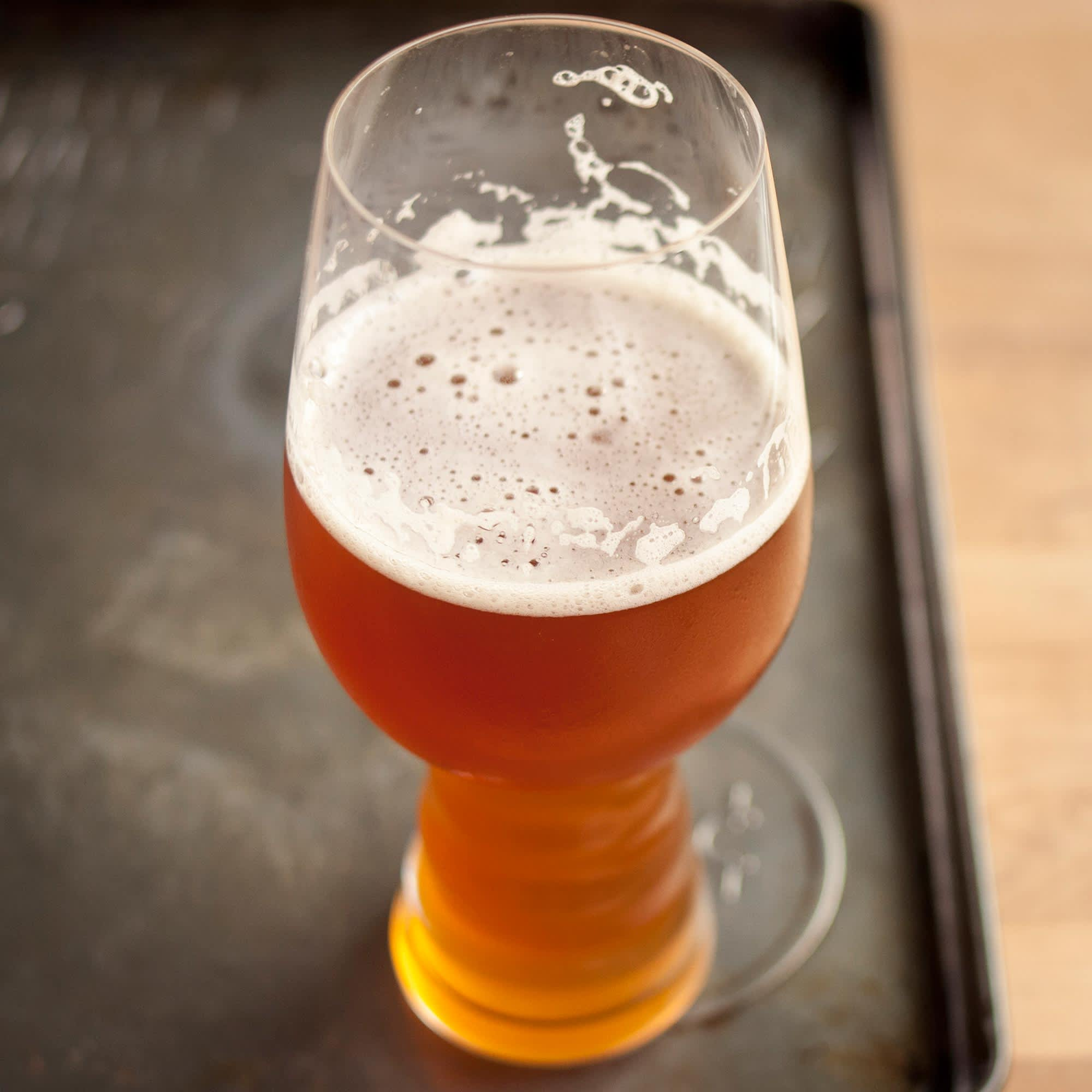 The Spiegelau IPA Glass