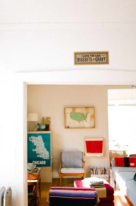 Julie and Andy's Bright, Happy Kitchen: gallery image 22