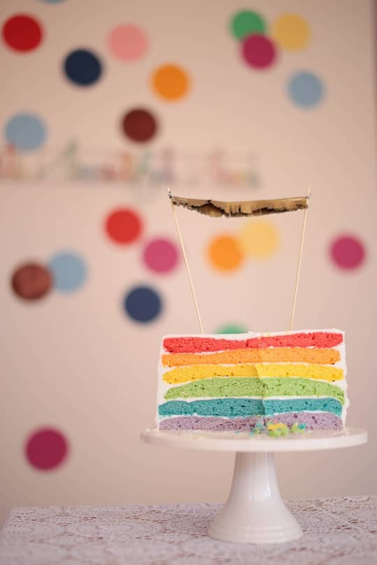 Rainbow Confetti, Ice Cream & More: gallery image 1