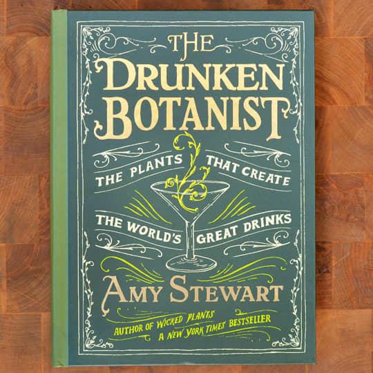 The Drunken Botanist by Amy Stewart: gallery image 1