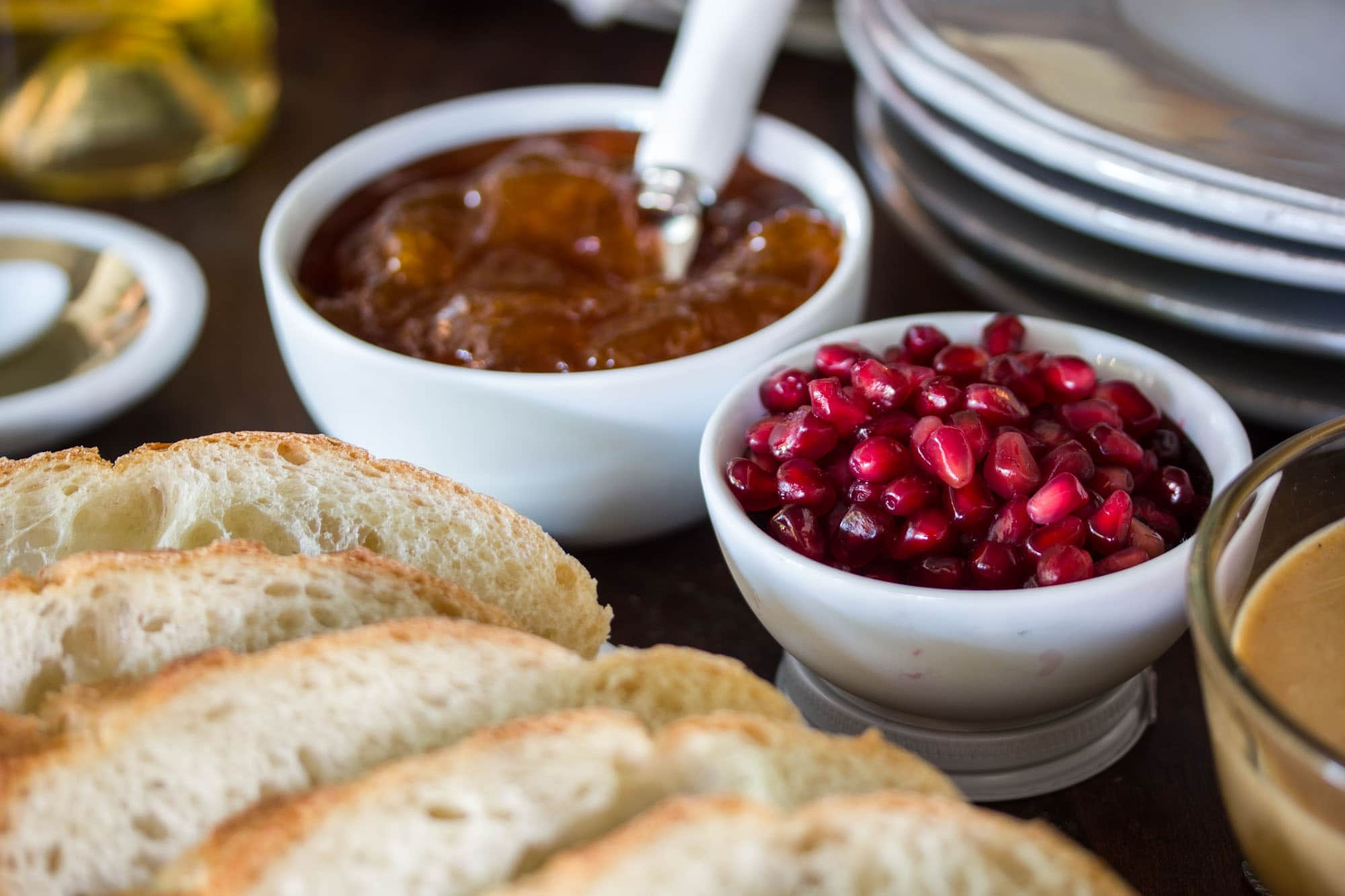 A Sweet & Savory Dessert Crostini Bar: gallery image 3