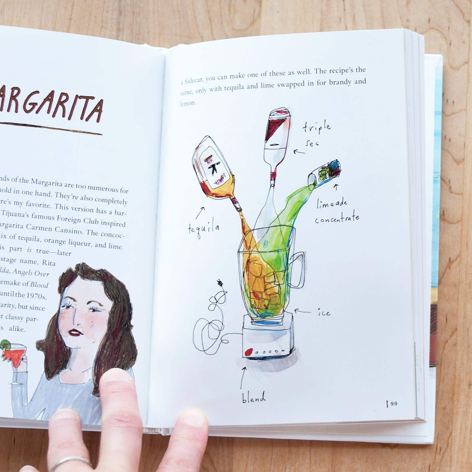 An Illustrated Guide to Cocktails by Orr Shtuhl and Illustrated by Elizabeth Graeber: gallery image 3
