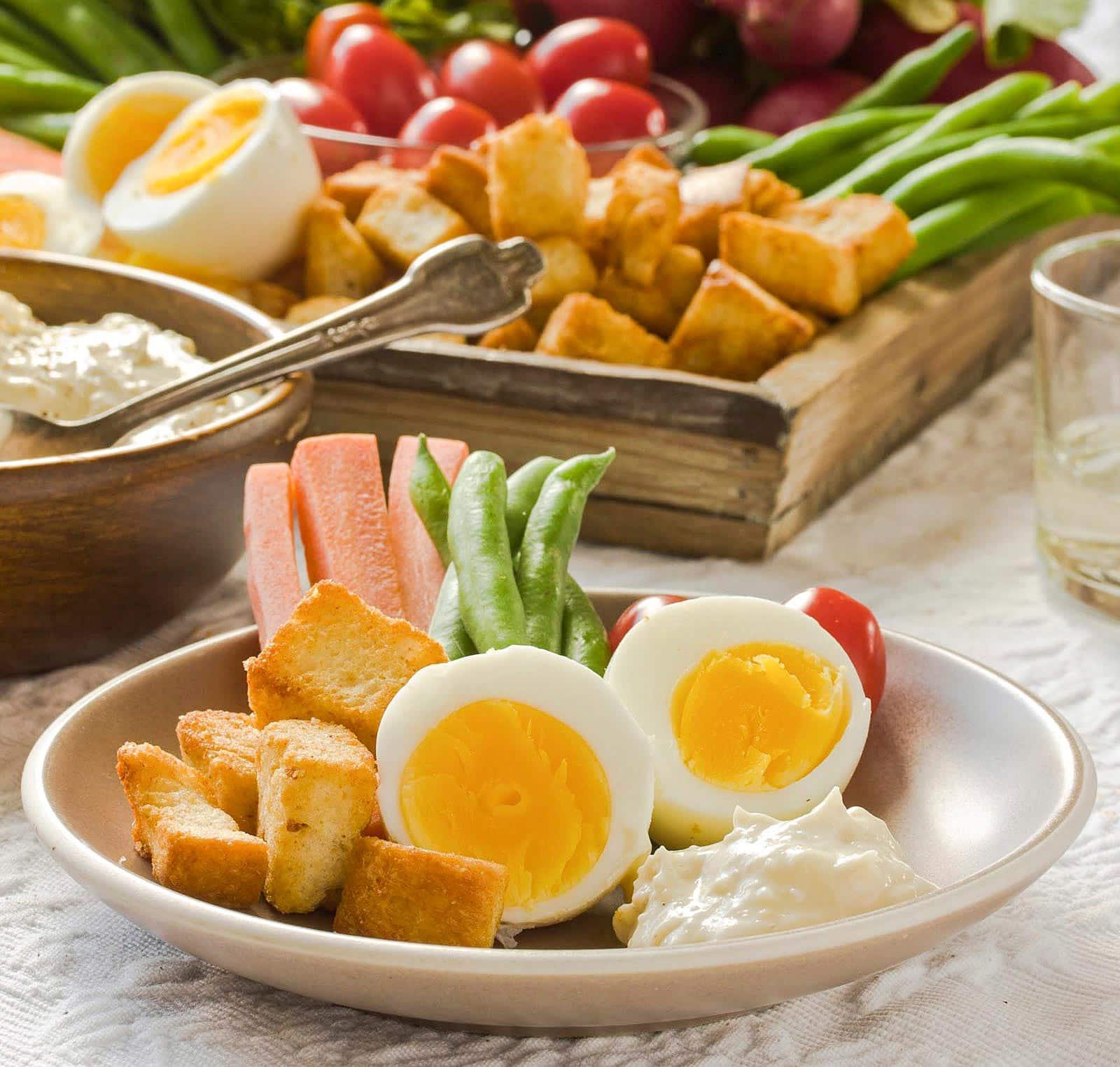 Spring Recipe: Creamy Parmesan Dip