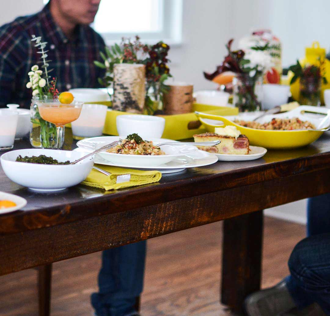 Easy Brunch Party