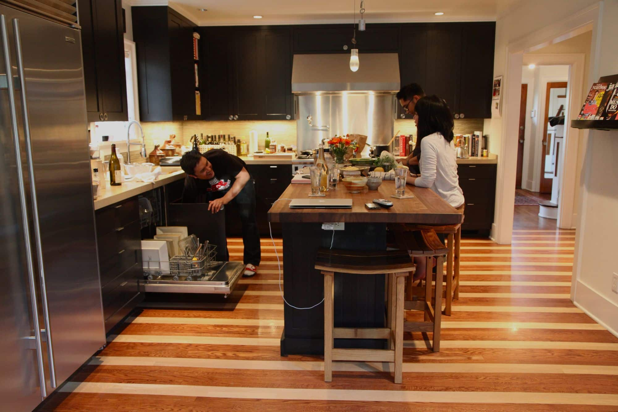Sarah and Frank's Live-In Kitchen: gallery image 20