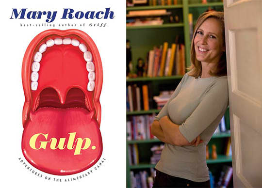 Saliva Labs and Cat Food Tasters: A Conversation with Mary Roach