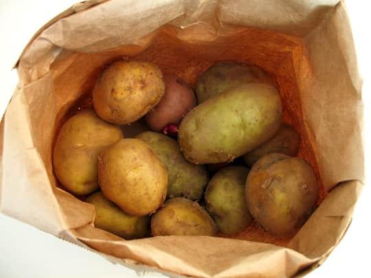How Can I Keep Potatoes Fresh Longer?