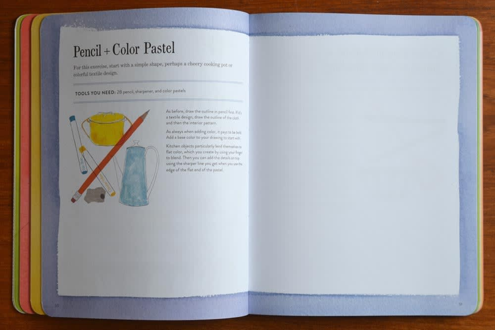 Drawing Food & Snapn Food: New Books Help You Document Your Dinner: gallery image 3