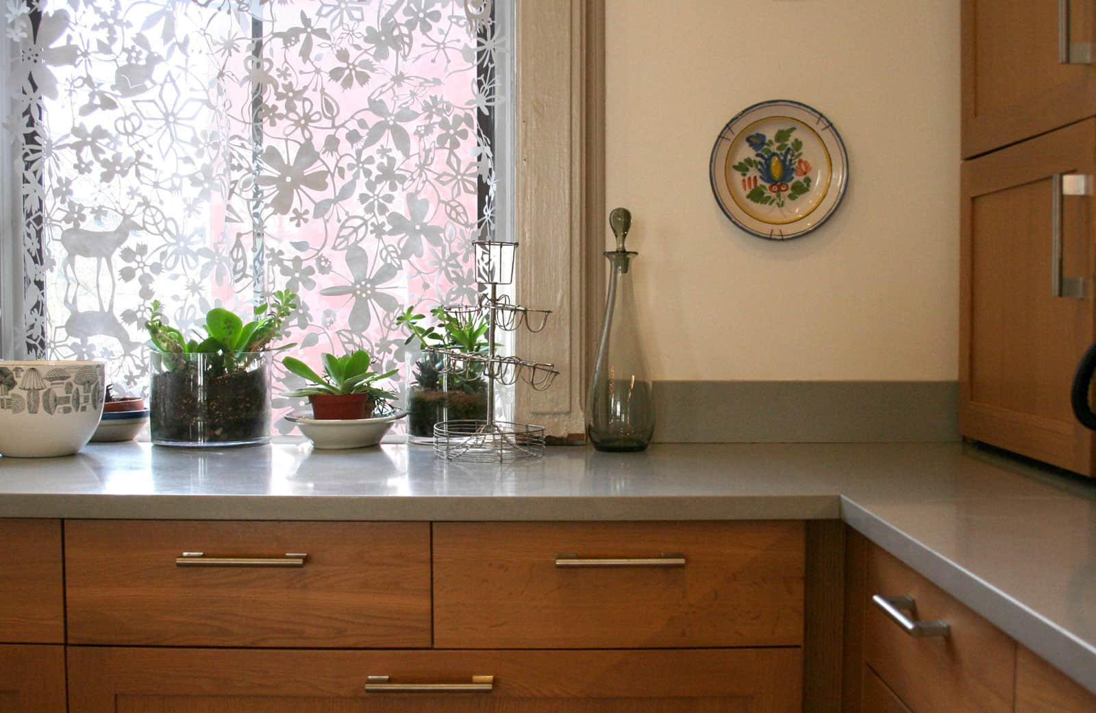 Sophie and Michael's Beautiful 'Discontinued' Oak Kitchen: gallery image 14
