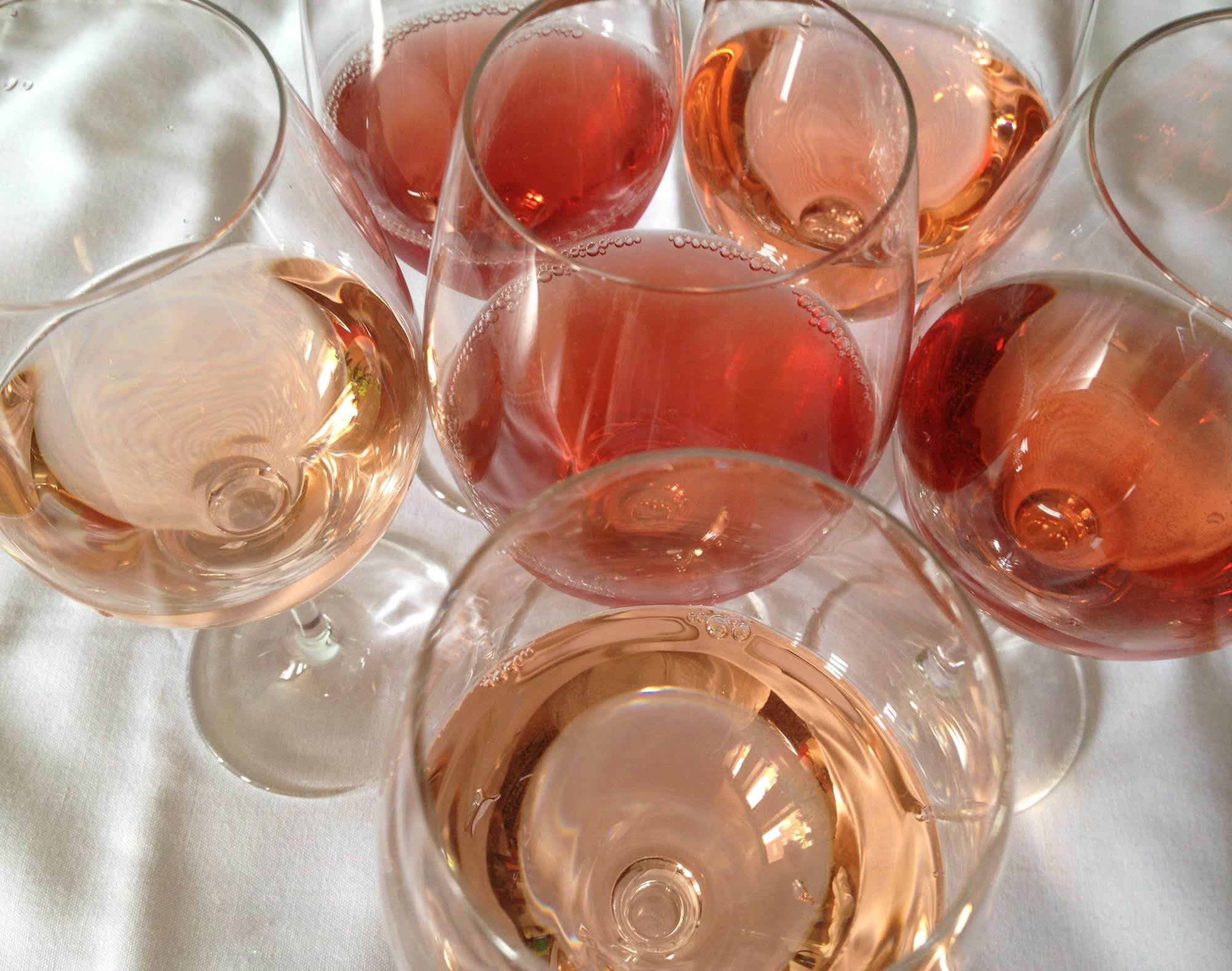 It's Rosé Season Again! What's In Your Glass this Summer?