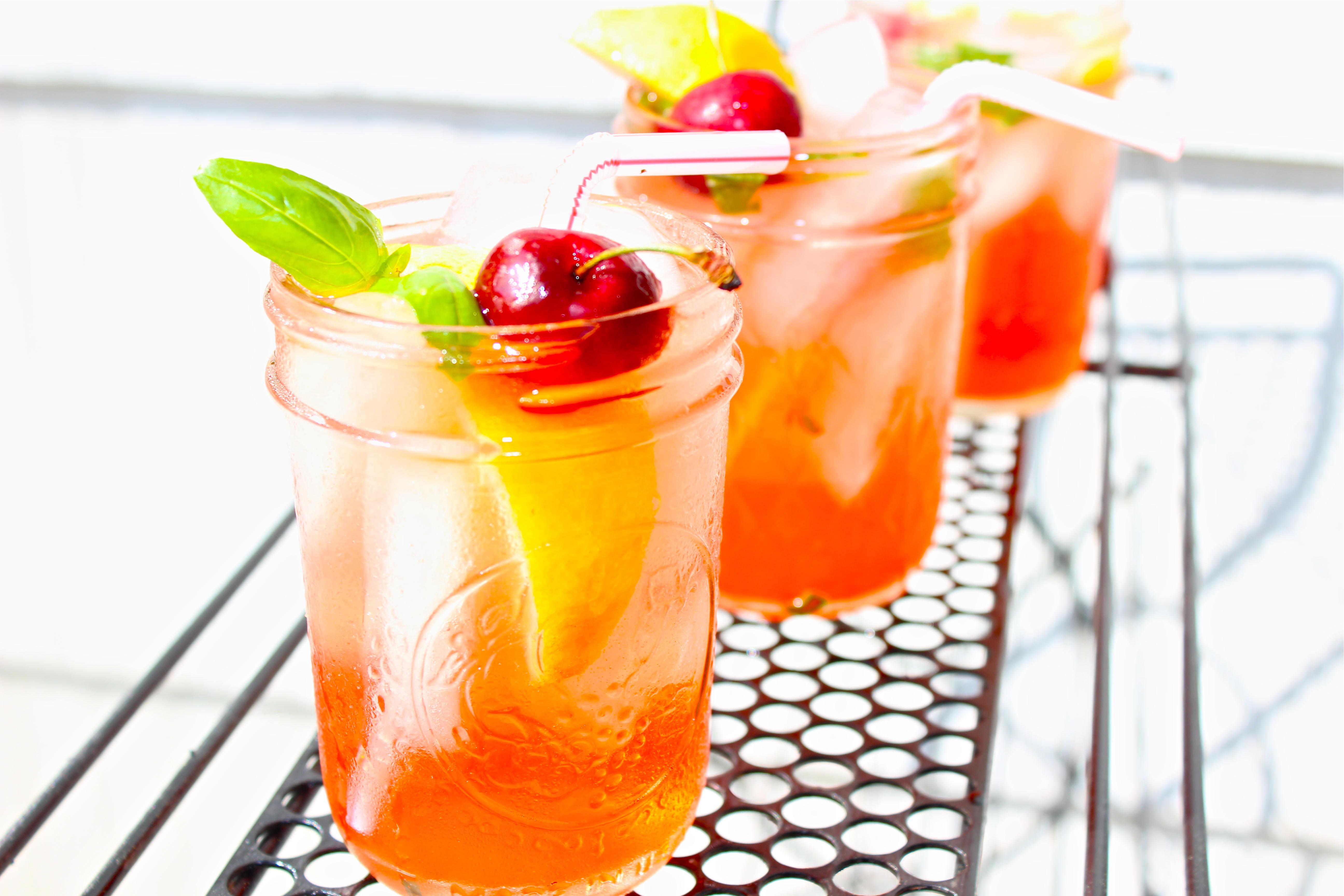 Recipe: Cherry Sour Cocktail