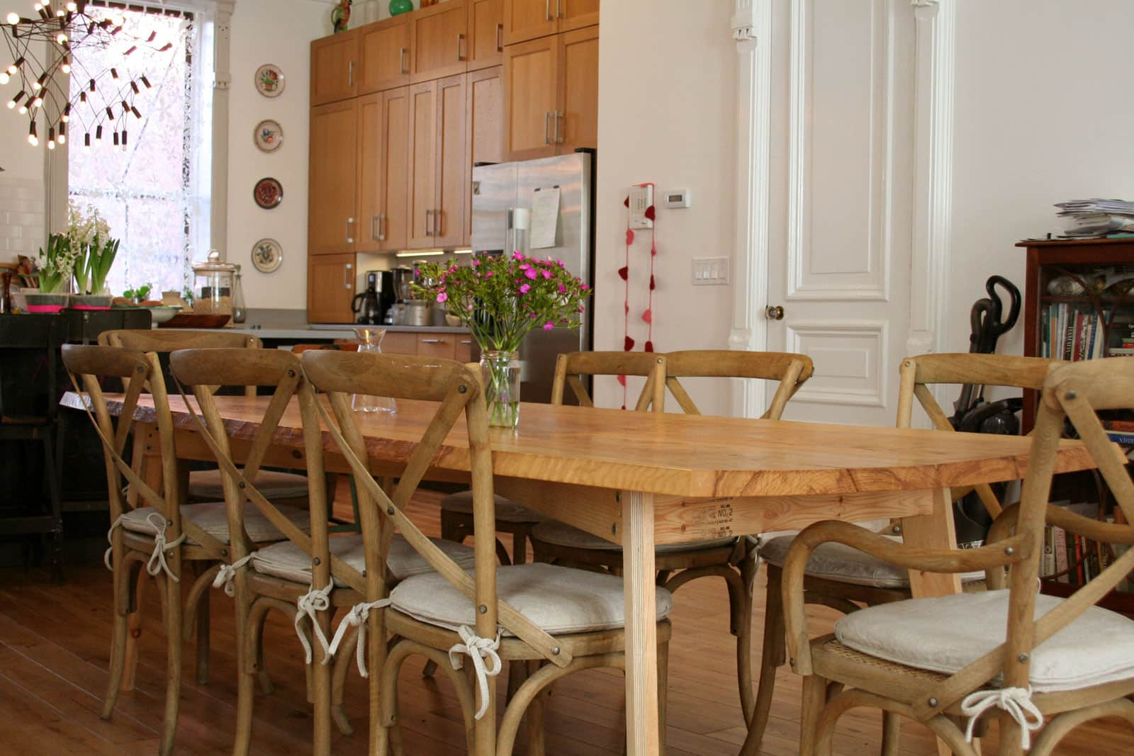 Sophie and Michael's Beautiful 'Discontinued' Oak Kitchen: gallery image 2