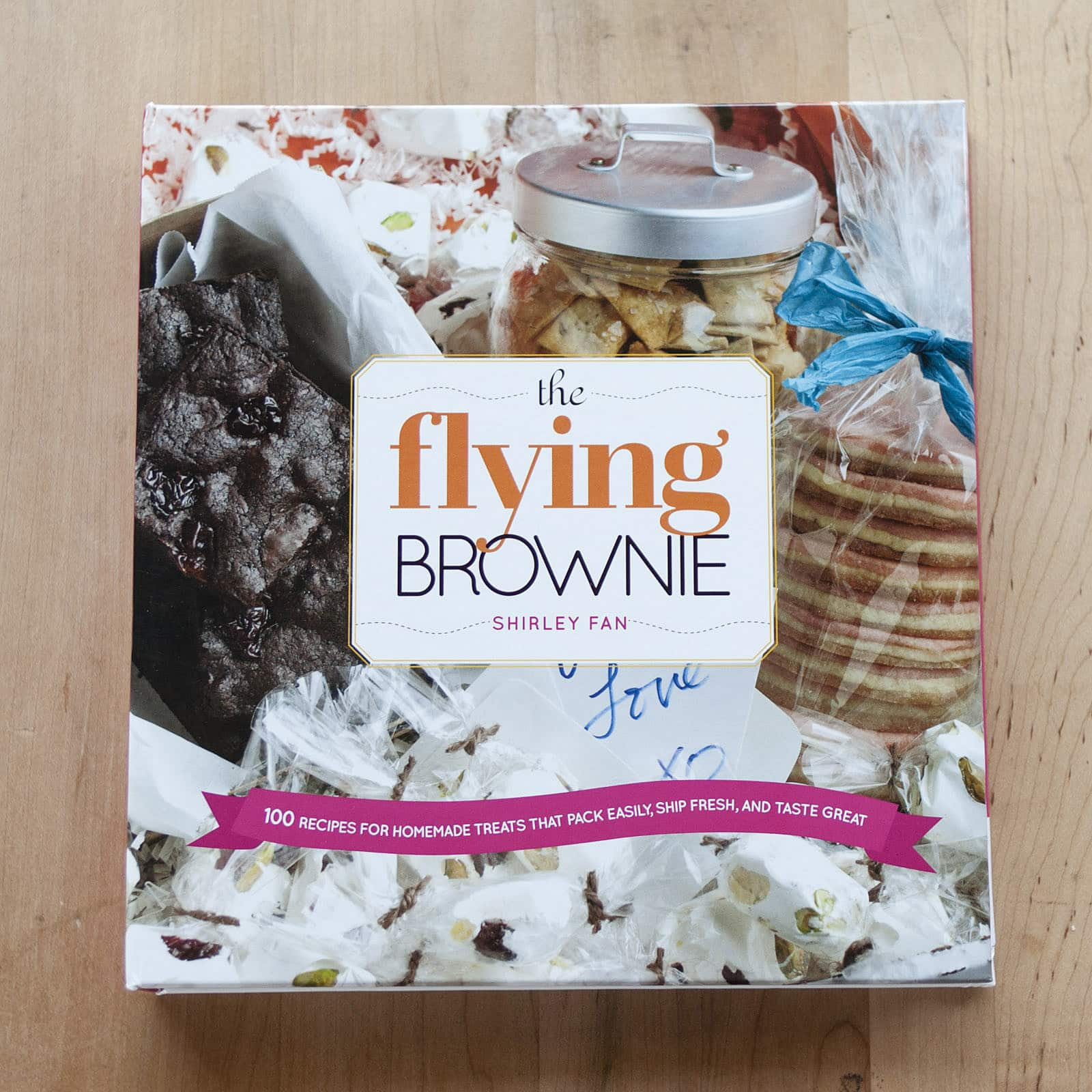 The Flying Brownie by Shirley Fan: gallery image 1