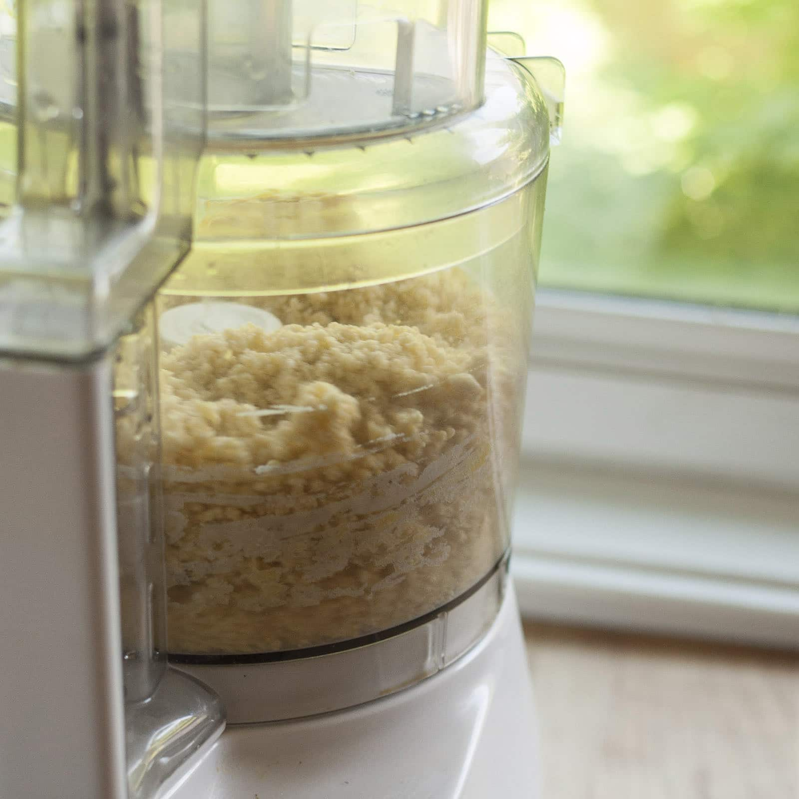 How To Make Fresh Pasta Dough in the Food Processor: gallery image 4