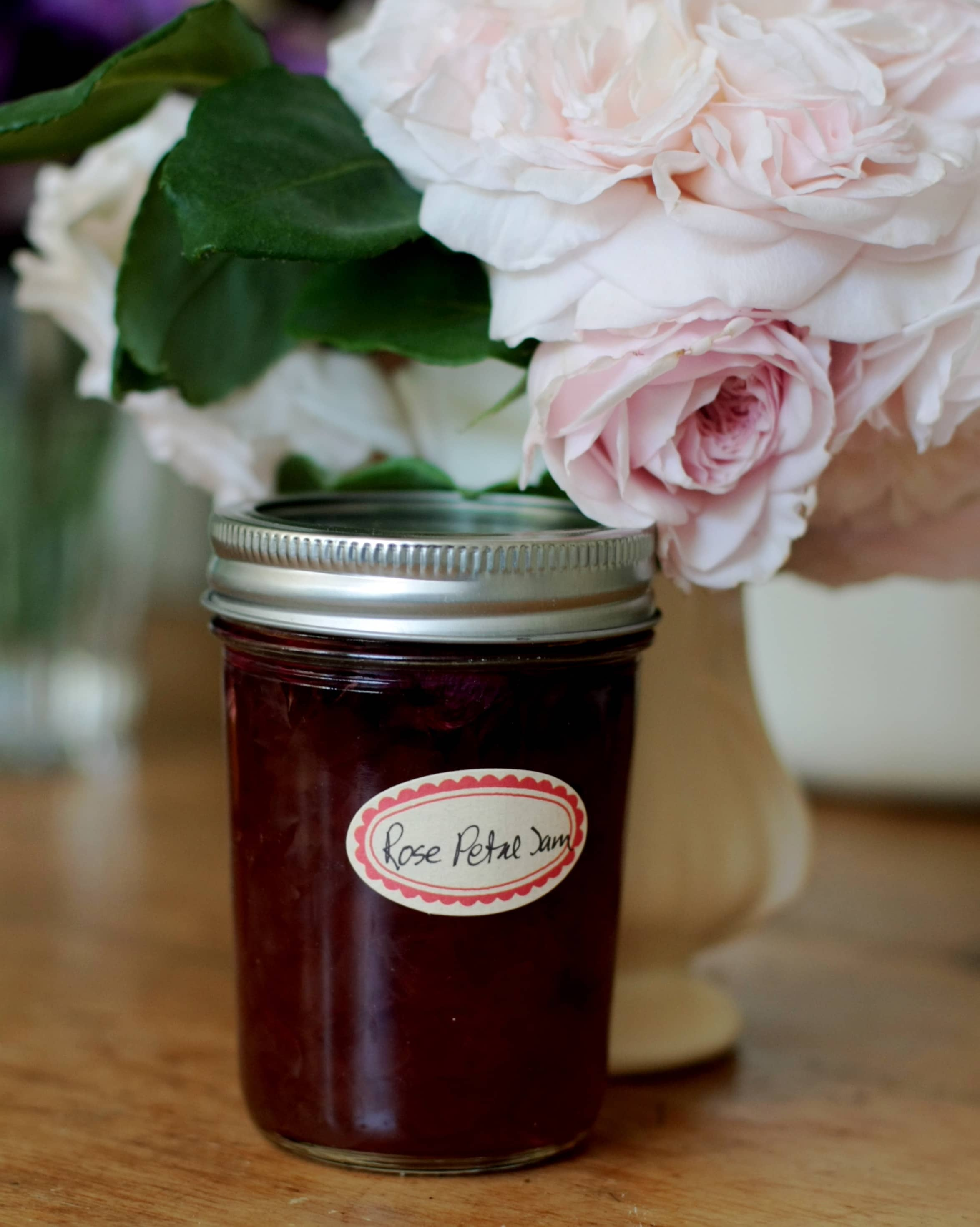 12 Ways to Use Rose Petals in the Kitchen