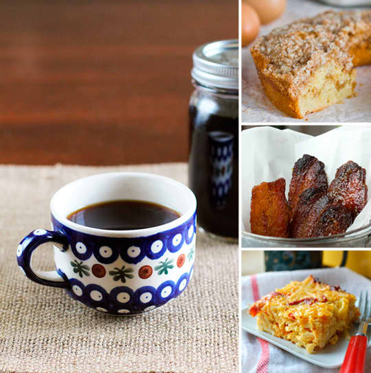 Coffee Cupping & Coffee Cake! Menu for a Coffee-Tasting Brunch with Friends