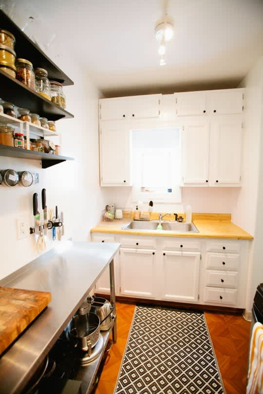 Real Kitchens That'll Inspire: 15 Small Cool Kitchens To Check Out Now!: gallery image 12