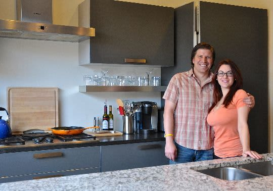 Caitlin and Jed's Next-Chapter-Together Kitchen's KITCHEN