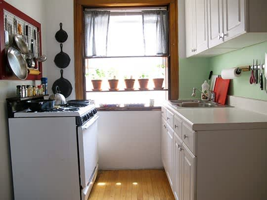 Real Kitchens That'll Inspire: 15 Small Cool Kitchens To Check Out Now!: gallery image 15