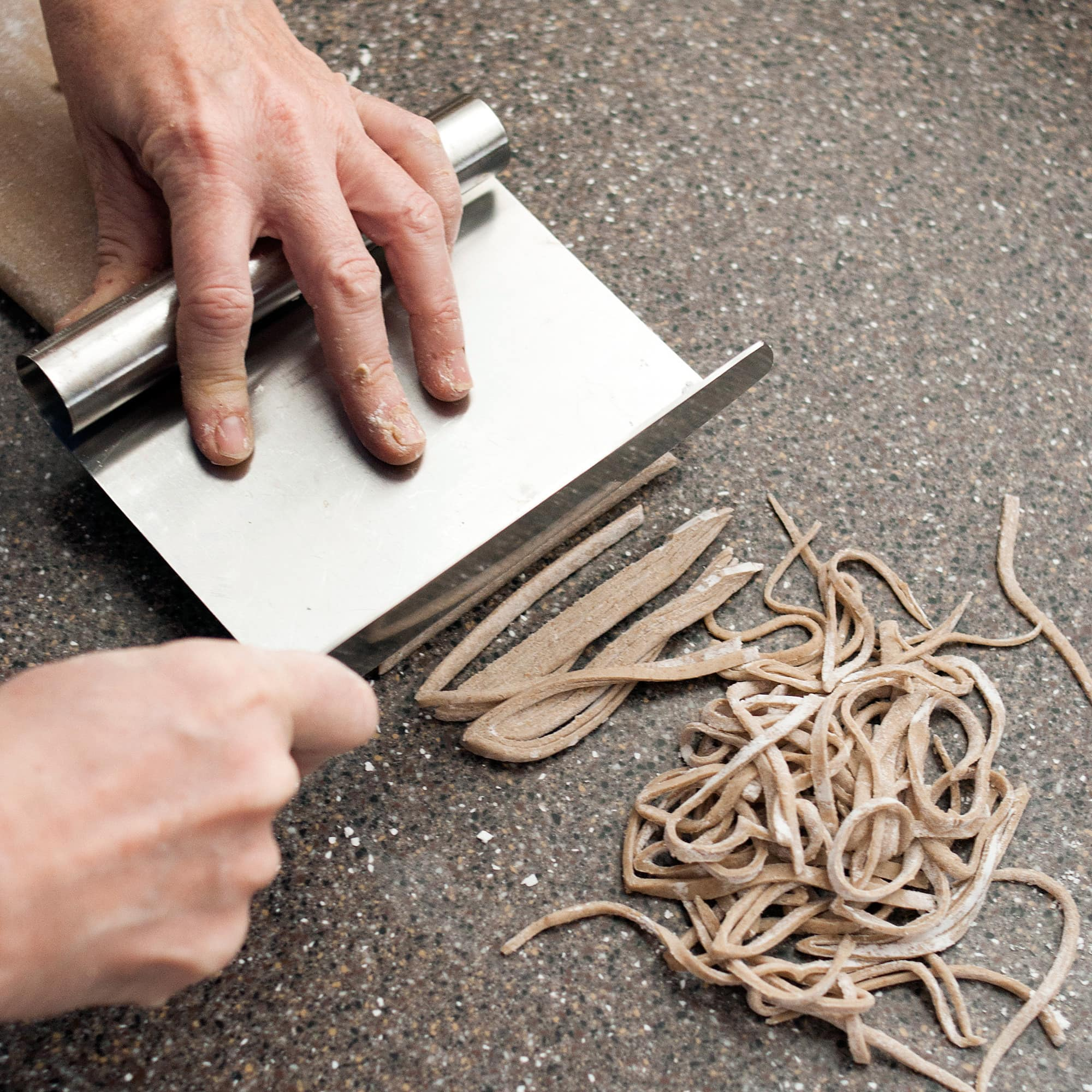 How to Make Buckwheat Soba Noodles from Scratch: gallery image 22