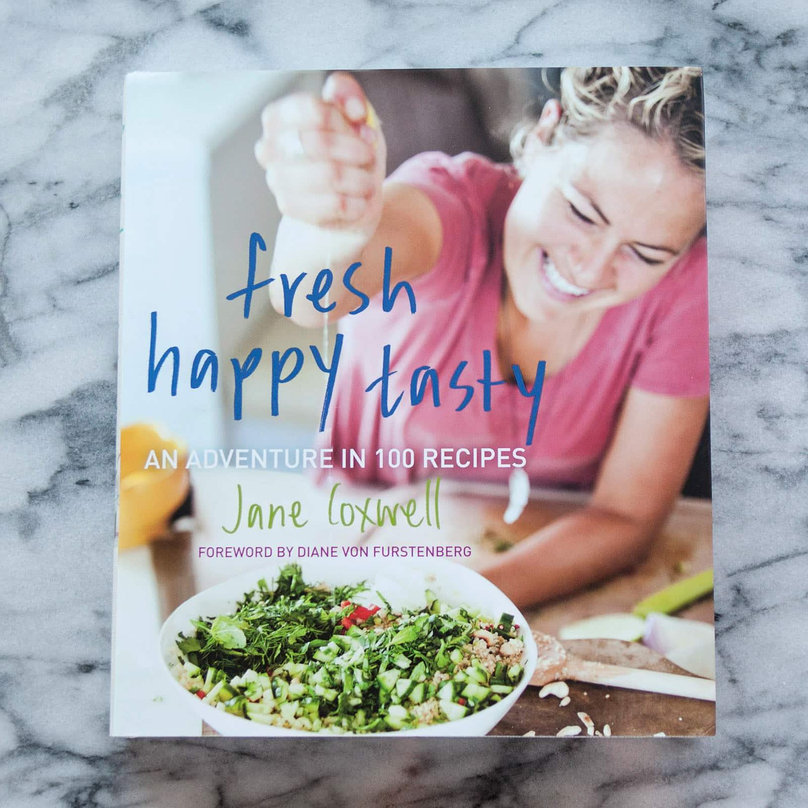 Fresh Happy Tasty by Jane Coxwell: gallery image 1